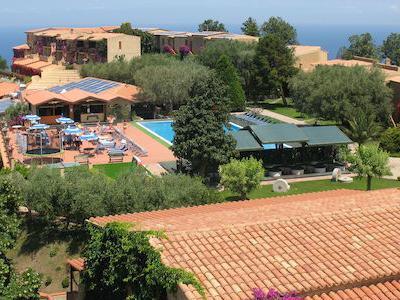 Italia, Calabria - Villaggio Club L'olivara - Hotel