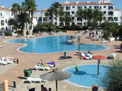 Spagna - Baleari, Minorca - Vista Blanes
