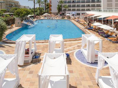 Spagna - Baleari, Ibiza - Hotel Playasol Mare Nostrum