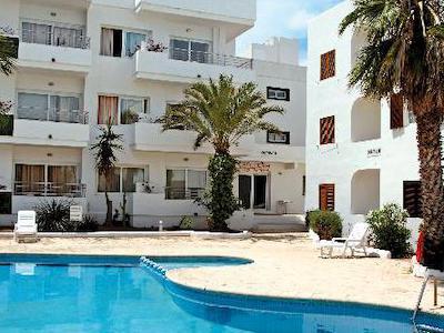 Spagna - Baleari, Formentera - Appartamenti II Costamar Formentera