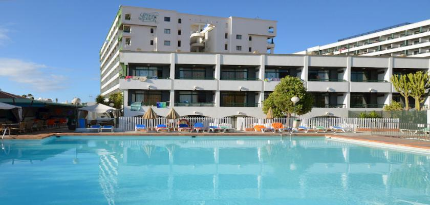 Spagna - Canarie, Gran Canaria - Aparthotel Green Park 0