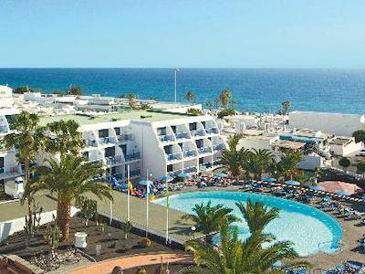Spagna - Canarie, Lanzarote - Los Hibiscos Lanzatore