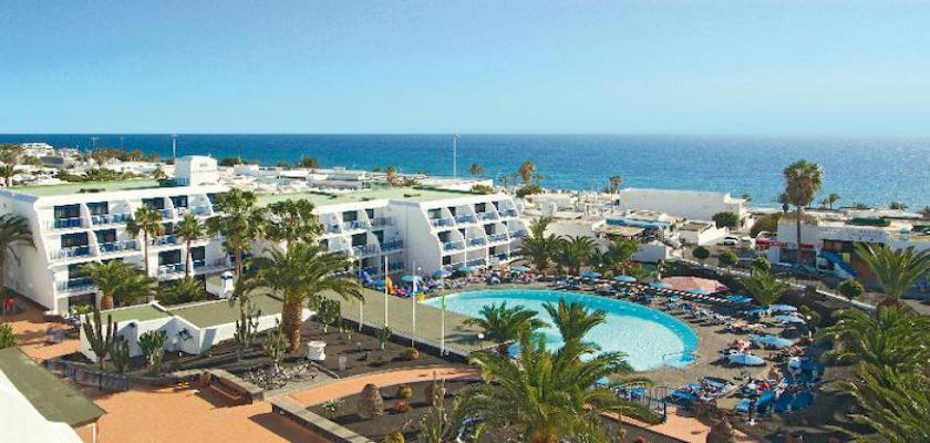 Spagna - Canarie, Lanzarote - Los Hibiscos Lanzatore 0