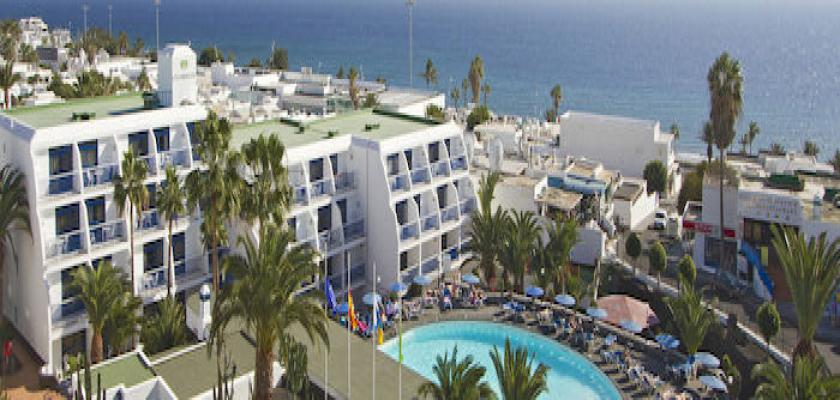 Spagna - Canarie, Lanzarote - Los Hibiscos Lanzatore 4