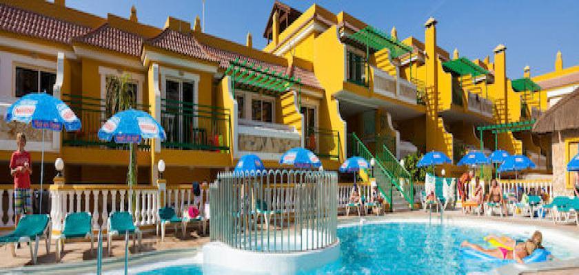 Spagna - Canarie, Fuerteventura - Aparthotel Caleta Garden 1