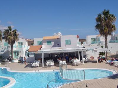 Spagna - Canarie, Fuerteventura - Tahona Garden