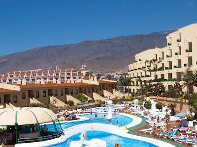 Spagna - Canarie, Tenerife - Laguna Park I Tenerife