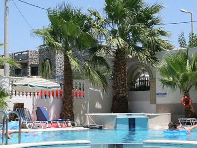 Grecia, Rodi - White Palace Rodi
