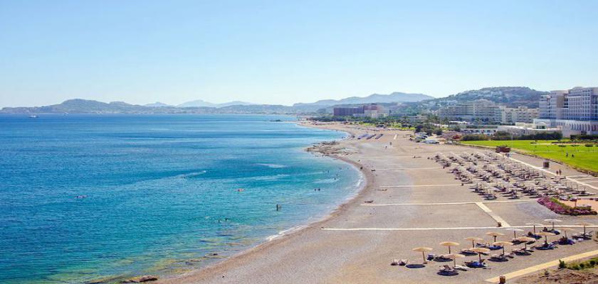 Grecia, Rodi - Faliraki Bay 0