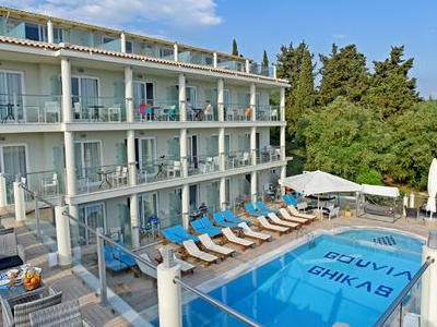 Grecia, Corfu - Palapart Gikas Corfu