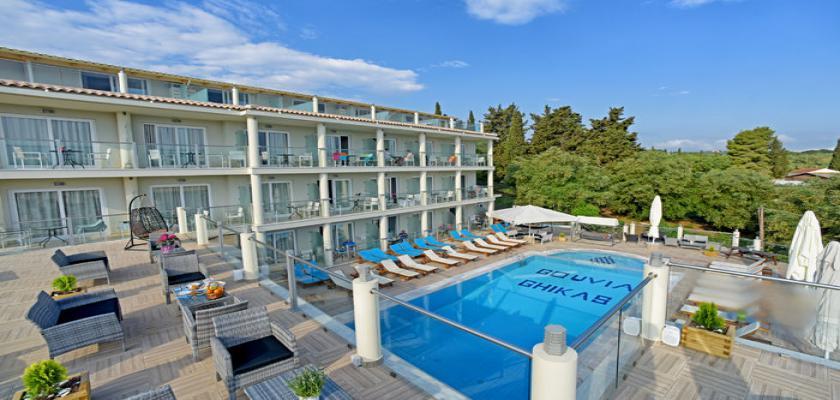 Grecia, Corfu - Palapart Gikas Corfu 0