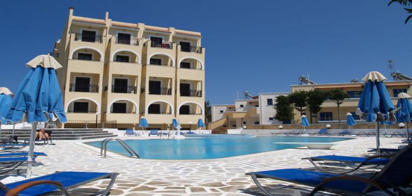 Grecia, Karpathos - Blue Bay Karphatos 0