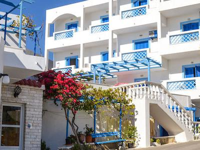 Grecia, Karpathos - Castelia Bay