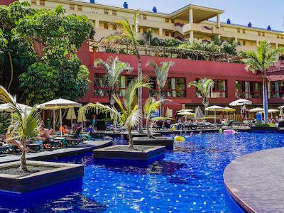 Spagna - Canarie, Tenerife - Jacaranda Tenerife