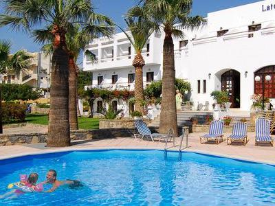 Grecia, Creta - Lato Hotel