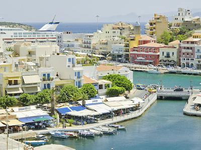 Grecia, Creta - Sunbeam Aparthotel