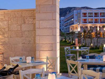 Grecia, Creta - Hersonissos Palace