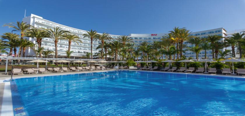 Spagna - Canarie, Gran Canaria - Riu Palace Palmeras 0