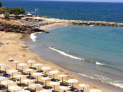 Grecia, Creta - Panormo Beach