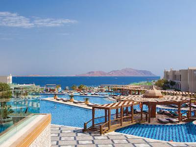 Egitto Mar Rosso, Sharm el Sheikh - Arabian Beach