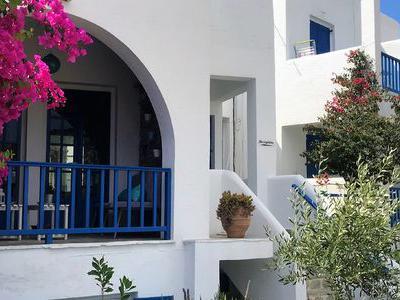 Grecia, Syros - Hotel Evi Evan