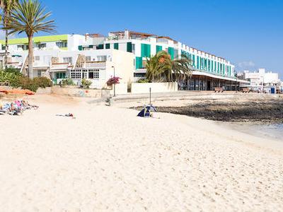 Spagna - Canarie, Fuerteventura - Corralejo Beach