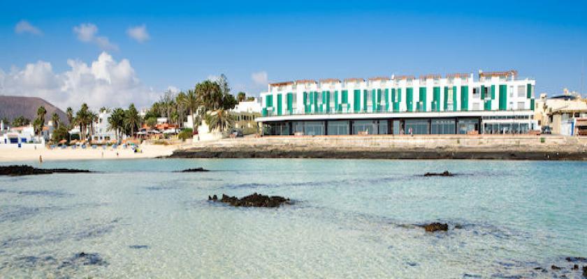 Spagna - Canarie, Fuerteventura - Corralejo Beach 1