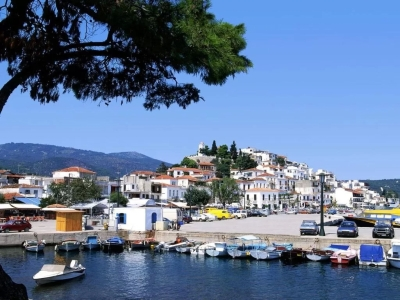 Grecia, Skiathos - Aretousa Skiathos