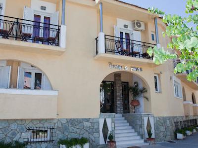 Grecia, Skiathos - Thymi's Home