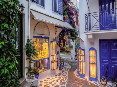 Grecia,  Skiathos  - Petite Morfo