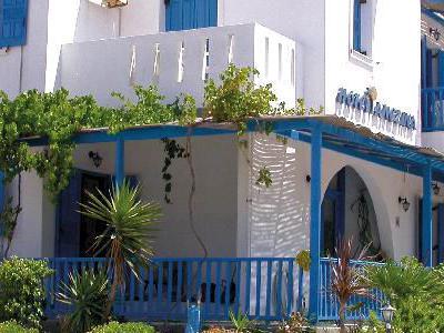 Grecia, Milos - Anezina/heliopetra