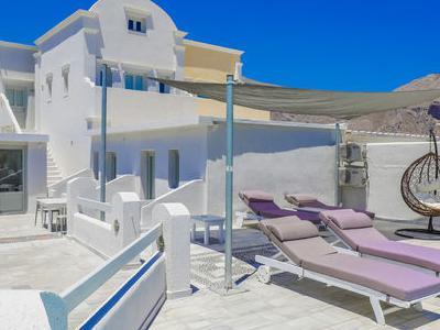 Grecia, Santorini - Perissa Diamond