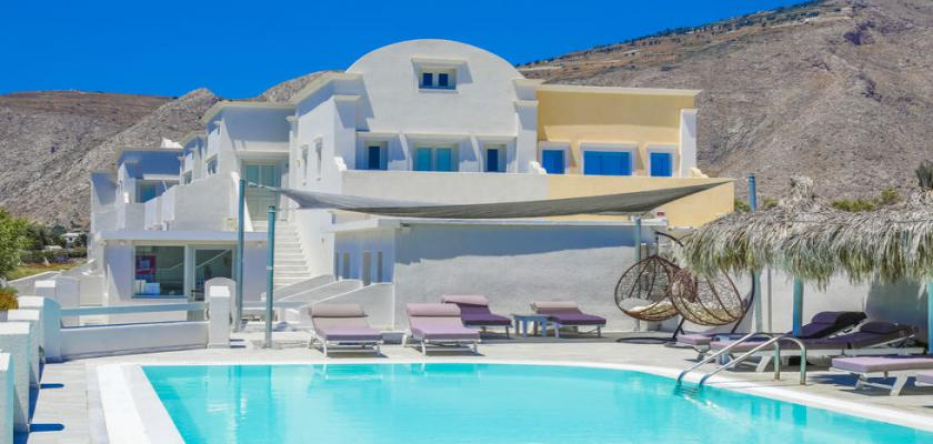 Grecia, Santorini - Perissa Diamond 1