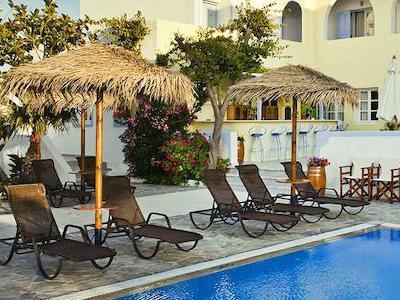 Grecia, Santorini - Alexandra Santorini