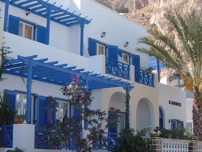 Grecia, Santorini - Karidis Santorini