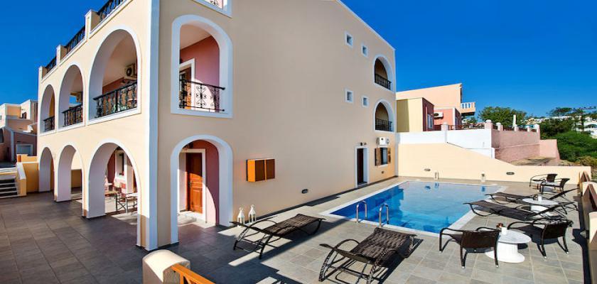 Grecia, Santorini - Villa Anemone 0