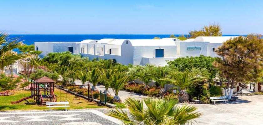 Grecia, Santorini - Okeanis Beach 0