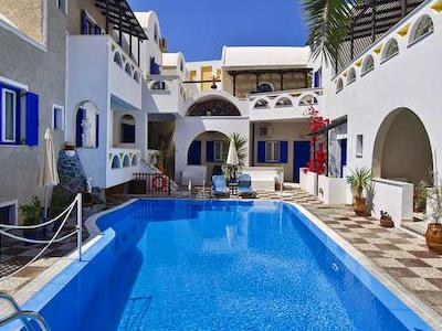Grecia, Santorini - Vp Belair