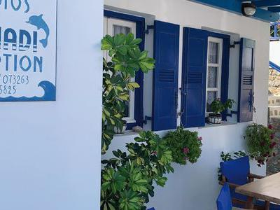 Grecia, Amorgos - Agnadi
