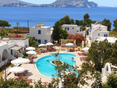 Grecia, Amorgos - Lakki Village