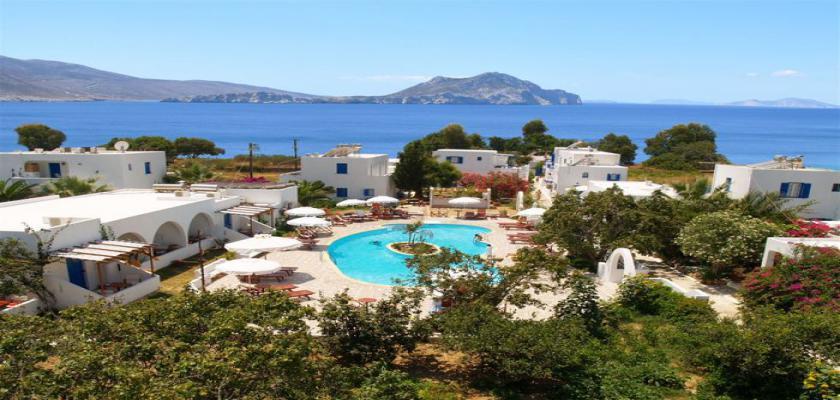 Grecia, Amorgos - Lakki Village 0