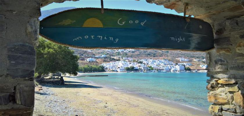 Grecia, Amorgos - Lakki Village 3