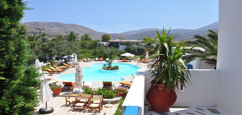 Grecia, Amorgos - Lakki Village 4