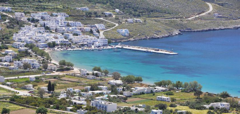 Grecia, Amorgos - Lakki Village 5