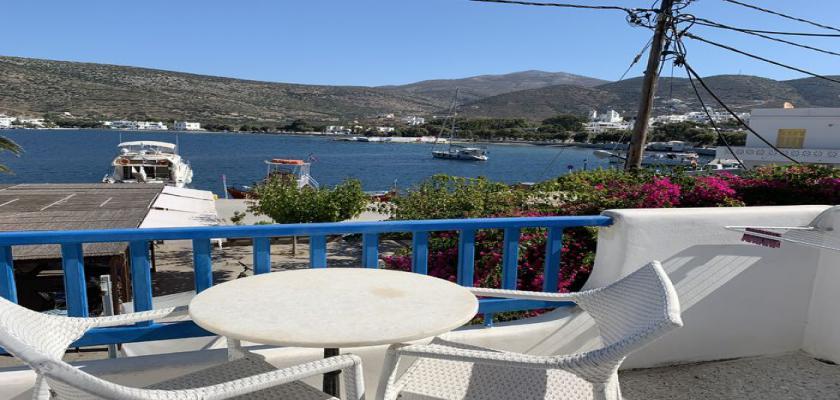 Grecia, Amorgos - Minoa & Minoa 1