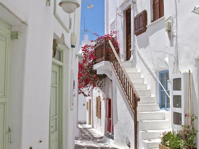 Grecia, Mykonos - Demetra