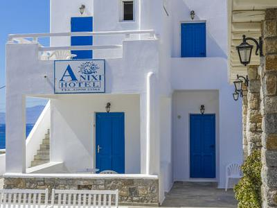 Grecia, Mykonos - Anixi
