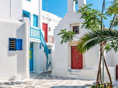 Grecia, Mykonos - Appartamenti Mykonos Citta'