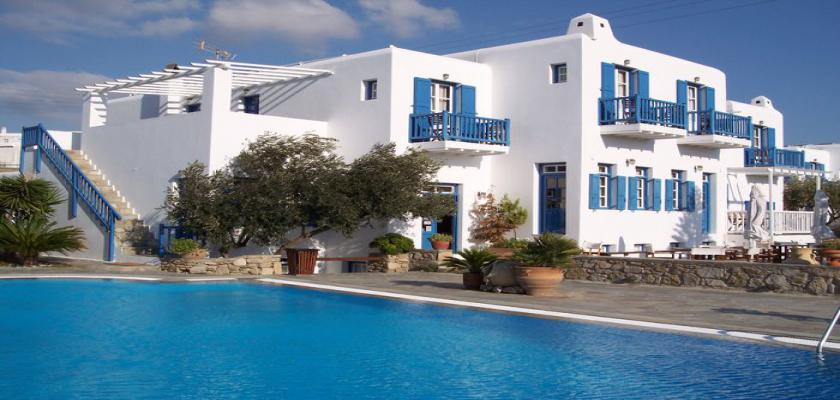 Grecia, Mykonos - Vienoula's Garden 0