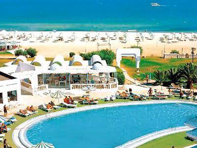 Tunisia, Hammamet - Club Les Colombes Hammamet